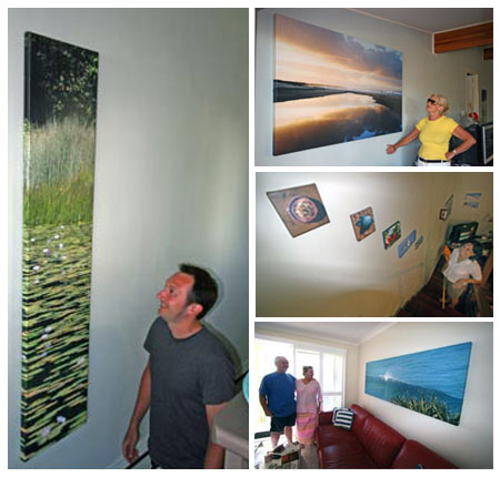 Customers of Straddie Images